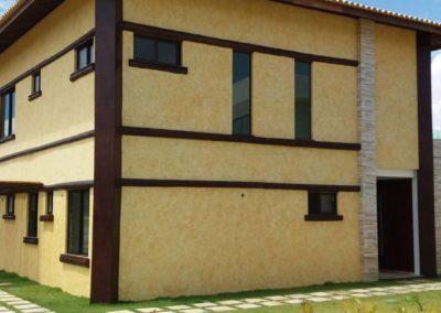 Estrutura em madeira - Casa Ivan Smarcevski 1