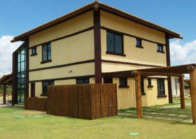 Estrutura em madeira - Casa Ivan Smarcevski 2