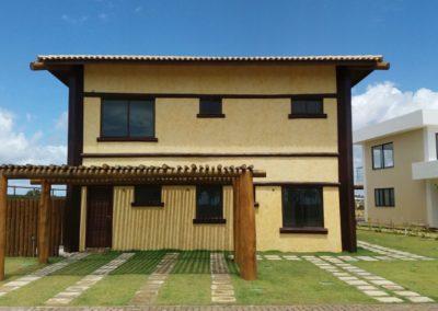 Estrutura em madeira - Casa Ivan Smarcevski 3